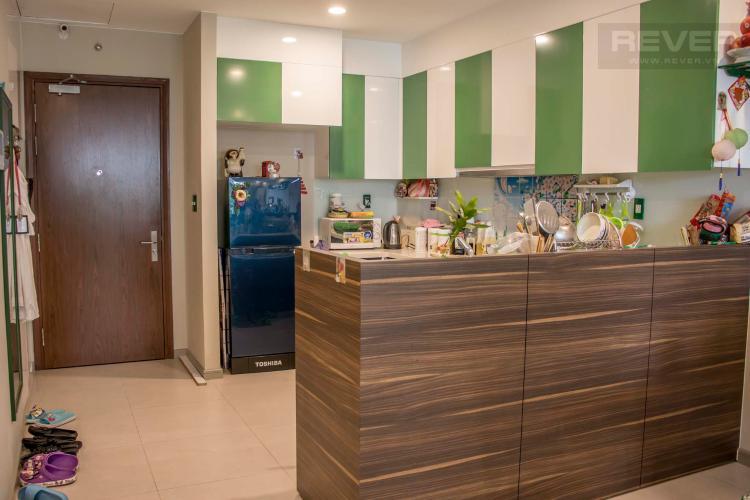 Phòng Bếp Bán căn hộ The Gold View 2PN, tháp A, diện tích 80m2, đầy đủ nội thất