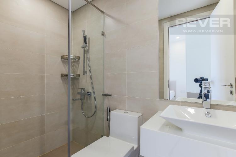 Phòng Tắm 1 Căn hộ Masteri Millennium tầng cao, view sông, 2PN nội thấy đầy đủ
