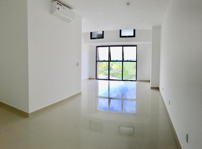 Căn hộ Officetel The Sun Avenue view nội khu hồ bơi nội thất cơ bản.