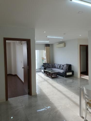 Phòng ngủ Sun Village Apartment, Bình Thạnh Căn hộ Sun Village Apartment hướng Tây Nam, đầy đủ nội thất.