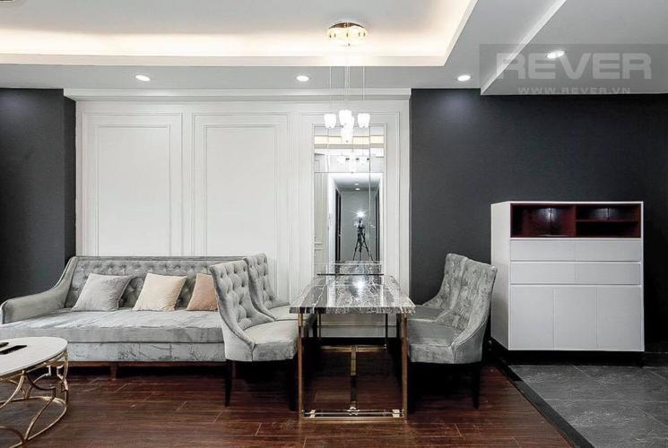Phòng Ăn Bán căn hộ Sunrise Riverside 3PN, tầng thấp, diện tích 83m2, đầy đủ nội thất