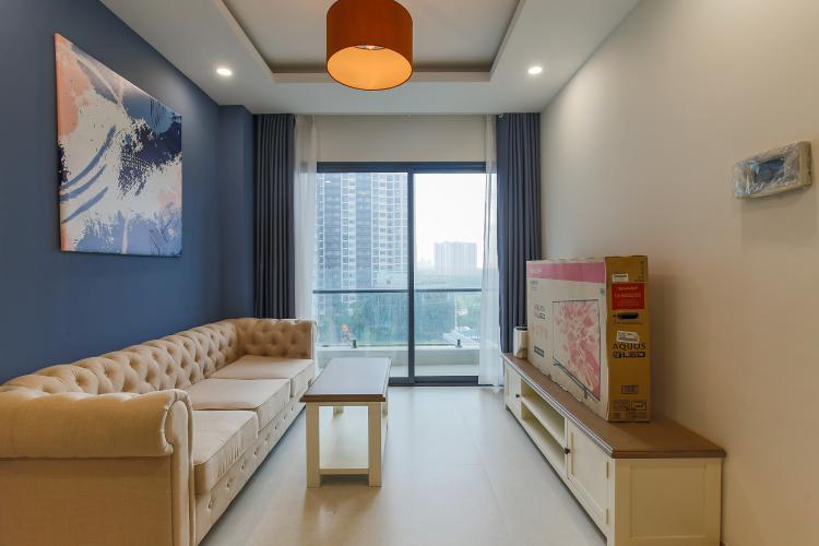 Căn hộ New City Thủ Thiêm tầng trung, tháp Venice, 3PN nội thất đầy đủ