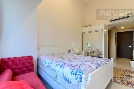 Cho thuê căn hộ officetel Rivergate Residence, tháp B, diện tích 26m2, đầy đủ nội thất, view thoáng