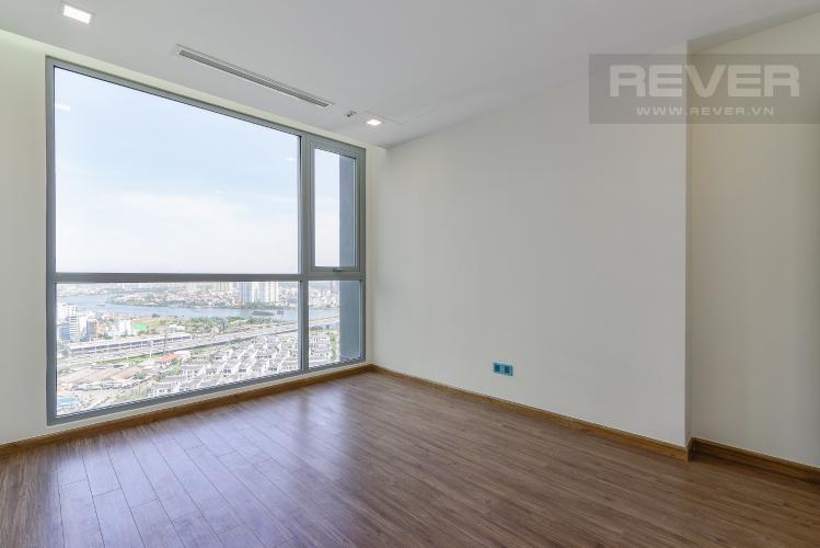 Phòng Ngủ 2 Cho thuê căn hộ Vinhomes Central Park 4PN, diện tích rộng thoáng, view sông
