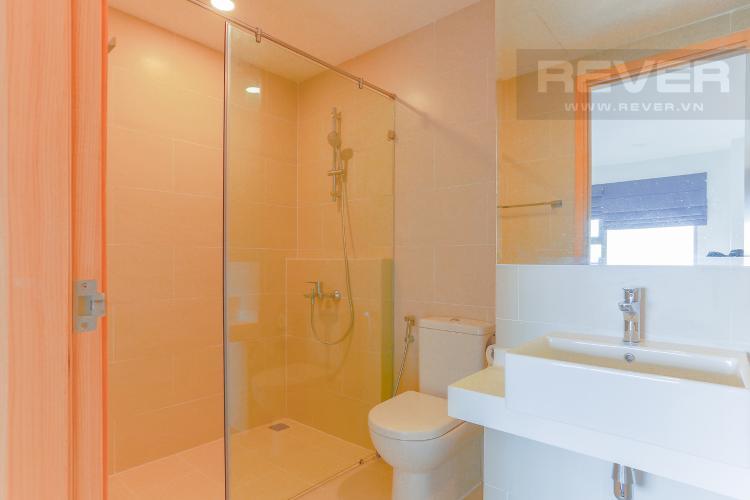 Phòng Tắm 1 Căn hộ An gia Skyline 2 phòng ngủ tầng thấp nội thất đầy đủ