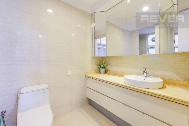phòng tắm 1 Căn góc Saigon Pearl 3 phòng ngủ tầng thấp tòa Topaz 1