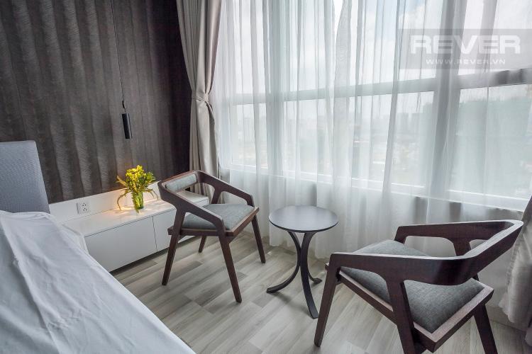 Phòng Ngủ 2 Căn hộ Vista Verde 2 phòng ngủ tầng cao T1 nội thất hiện đại