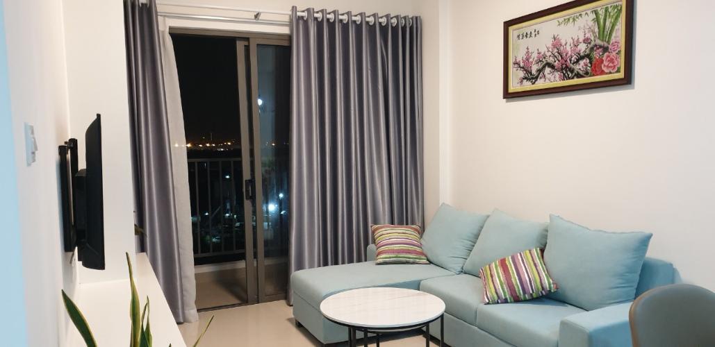 Cho thuê căn hộ The Sun Avenue 2PN, tầng thấp, block 2, đầy đủ nội thất, hướng Tây Nam