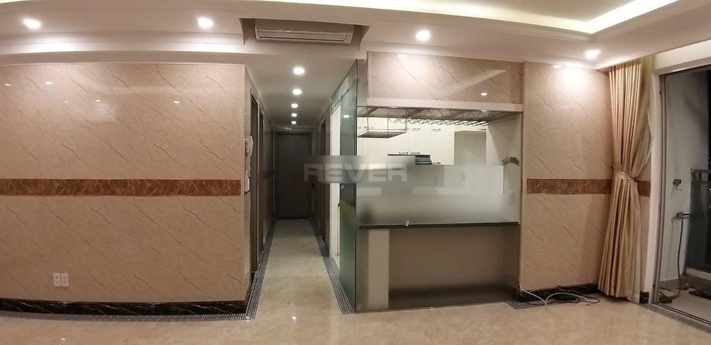 Phòng bếp căn hộ Galaxy 9 Căn hộ chung cư Galaxy 9 view thành phố, tiện ích cao cấp.