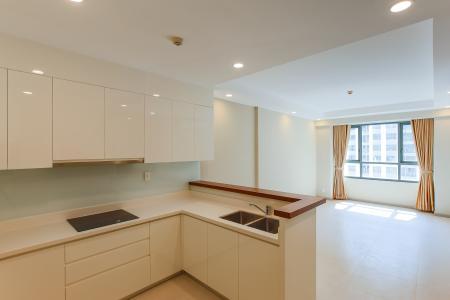 Căn hộ The Gold View 2 phòng ngủ tầng trung A2 nội thất cơ bản