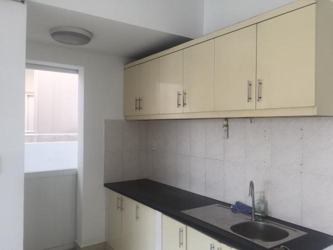 Bếp căn hộ chung cư Bình Khánh Bán căn hộ chung cư Bình Khánh tầng cao, diện tích 66m2 - 2 phòng ngủ, nội thất cơ bản