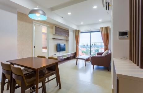 Căn hộ Masteri Thảo Điền trung tầng T2 thiết kế đẹp, đầy đủ tiện nghi