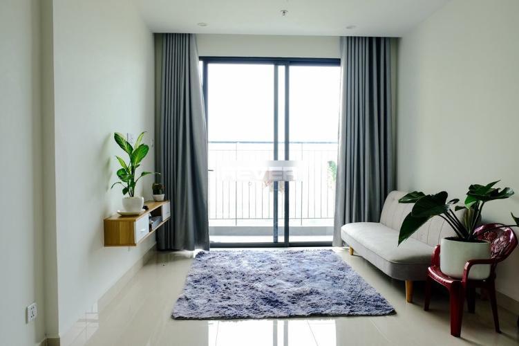 Phòng khách căn hộ Vinhomes Grand Park Căn hộ Vinhomes Grand Park hướng Đông Nam, đầy đủ nội thất.