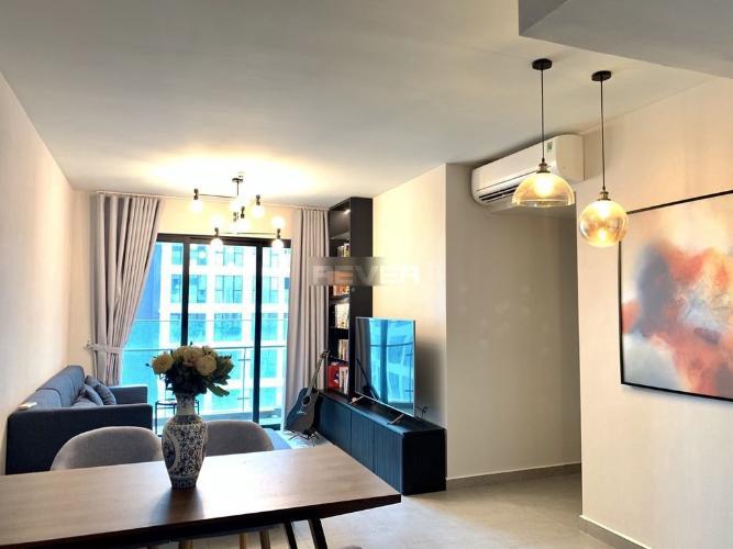 Căn hộ Feliz En Vista nội thất sang trọng, view nội khu yên tĩnh.