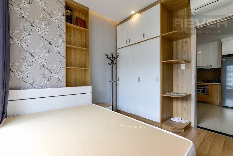 Phòng Ngủ 2 Cho thuê căn hộ New City 60m2 3PN 2WC, view nội khu, nội thất tiện nghi