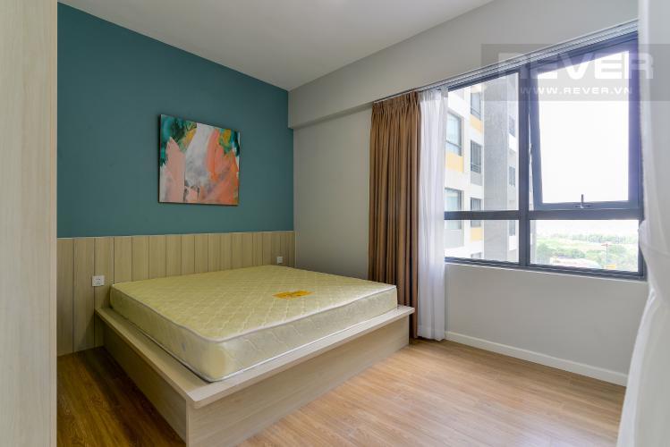 Phòng Ngủ Cho thuê căn hộ Masteri An Phú 1PN, tầng thấp, đầy đủ nội thất, view Xa lộ Hà Nội