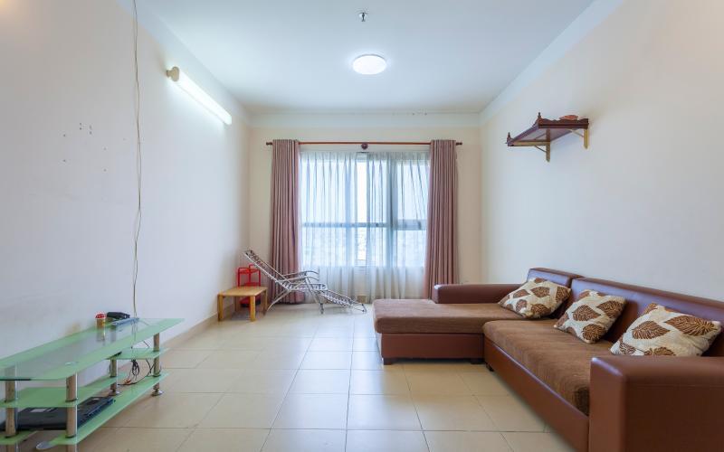 Căn hộ tầng trung chung cư Phú Gia Hưng 2 view sông mát mẻ