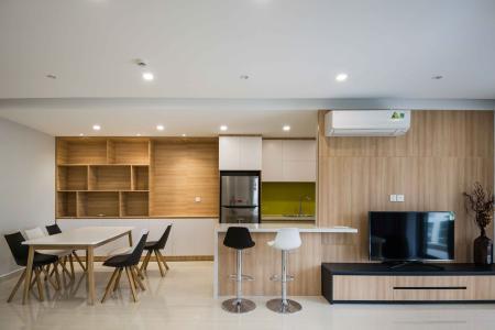 Cho thuê căn hộ Riverpark Premier 2PN, tầng thấp, diện tích 80m2, đầy đủ nội thất
