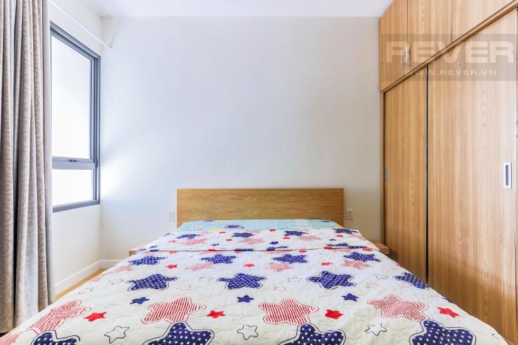 Phòng ngủ Căn hộ Masteri Thảo Điền tầng thấp T1B hướng Tây Bắc 1 phòng ngủ