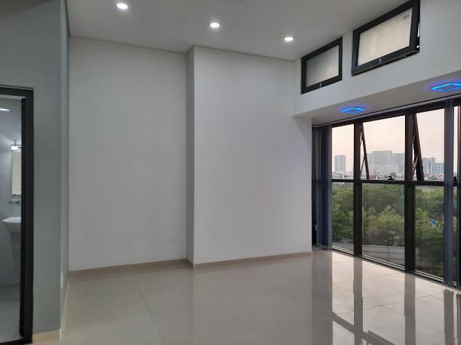 không gian căn hộ The Sun Avenue Căn hộ The Sun Avenue hướng Đông Bắc, nội thất cơ bản.