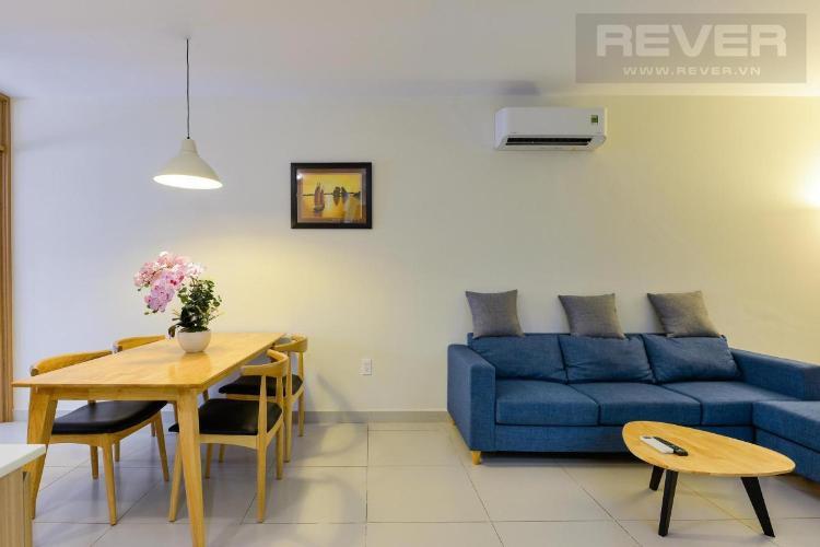Cho thuê căn hộ dịch vụ 1PN đường Nguyễn Trãi, Quận 1, diện tích 45m2, đầy đủ nội thất, sát Ngã 6 Phù Đổng