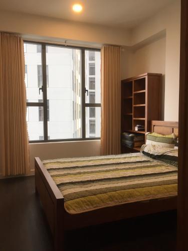 Phòng ngủ The Tresor Quận 4 Căn hộ The Tresor tầng cao, đón view nội khu yên tĩnh.