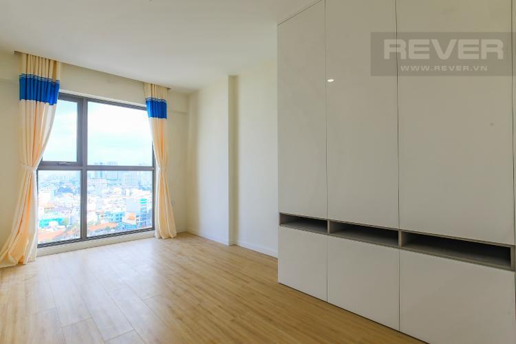 Phòng Ngủ 1 Bán và cho thuê căn hộ Masteri Millennium 2PN, rộng rãi, view đẹp