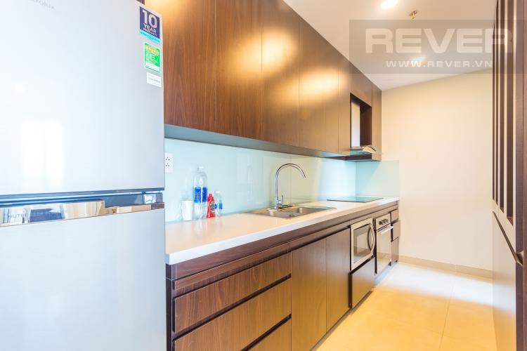 Nhà Bếp Bán căn hộ Masteri Thảo Điền tầng trung, 2PN, đầy đủ nội thất