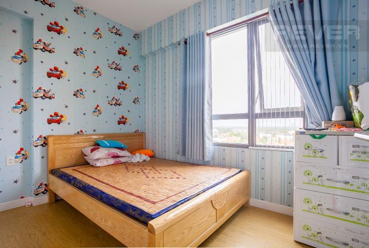 Phòng Ngủ 2 Căn hộ Masteri Thảo Điền 2 phòng ngủ tầng thấp T3 đầy đủ tiện nghi