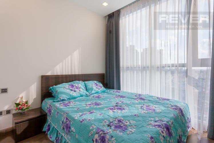 Phòng ngủ 2 Căn hộ Vinhomes Central Park tầng cao hướng Tây Nam Park 6