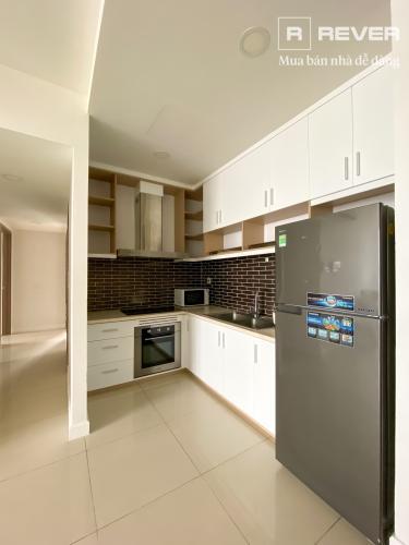 Bếp căn hộ ICON 56 Cho thuê căn hộ 3PN Icon 56, tầng 10, diện tích 88m2, đầy đủ nội thất
