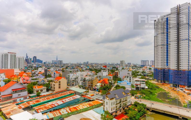 View Căn hộ Hoàng Anh Thanh Bình tầng thấp, Block B, 2 phòng ngủ, đầy đủ nội thất