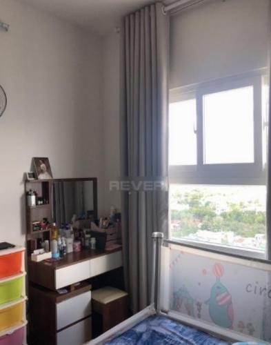 Phòng ngủ An Phú Đông, Quận 12 Căn hộ An Phú Đông tầng trung, view sông và Landmark 81.