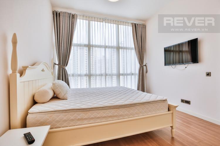 Phòng Ngủ 1 Căn hộ The Estella An Phú 2 phòng ngủ tầng cao 1A đầy đủ nội thất