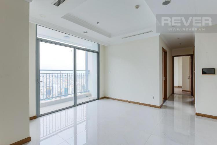 Bán căn hộ Vinhomes Central Park 3PN, tháp Landmark 6, diện tích 108m2, nội thất cơ bản, view sông và Xa lộ Hà Nội