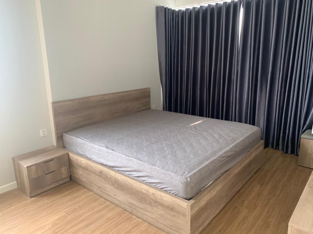Phòng ngủ Căn hộ Masteri An Phú Cho thuê căn hộ Masteri An Phú 2 phòng ngủ, tầng cao, đầy đủ nội thất