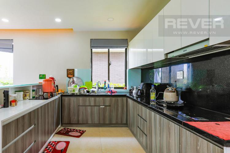 Phòng Bếp Biệt thự 5 phòng ngủ dự án Valora Kikyo diện tích 290m2