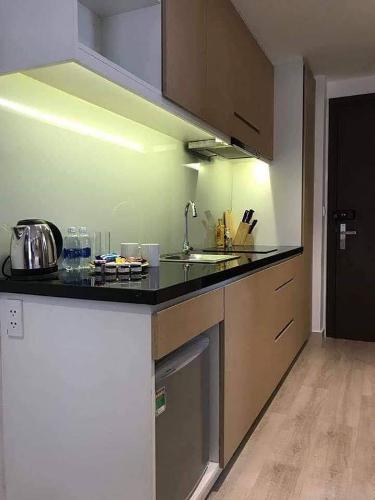 Căn hộ RiverGate Residence, Quận 4 Căn hộ RiverGate Residence đầy đủ nội thất, thiết kế hiện đại.