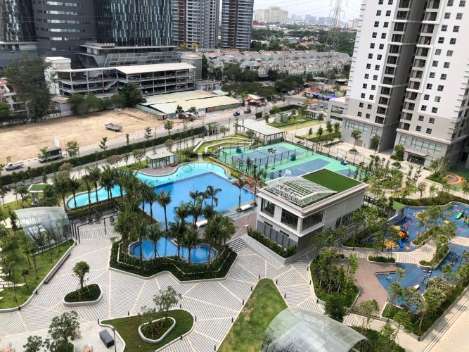 View căn hộ SAIGON SOUTH RESIDENCE bàn giao thô Bán căn hộ Saigon South Residence 3PN, diện tích 105m2, view nội khu, bàn giao thô