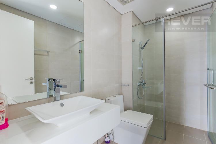 Phòng Tắm 2 Bán căn hộ Masteri Millennium tầng cao, block B, 3PN đầy đủ nội thất