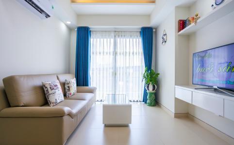 Căn hộ Masteri Thảo Điền 2 phòng ngủ tầng thấp T5 view hồ bơi
