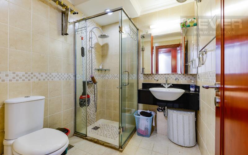 Phòng tắm Căn hộ The Manor 2 tầng cao tháp G nội thất đầy đủ, cao cấp
