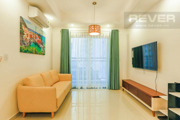 Phòng Khách Căn hộ Florita 2 phòng ngủ tầng trung tháp A view sông, full nội thất
