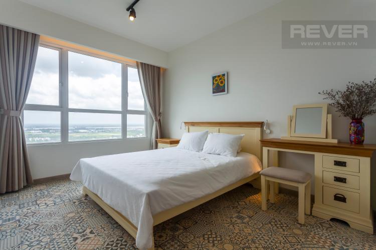 Phòng Ngủ 2 Căn hộ Vista Verde tầng cao, tháp T1, 2 phòng ngủ, view sông