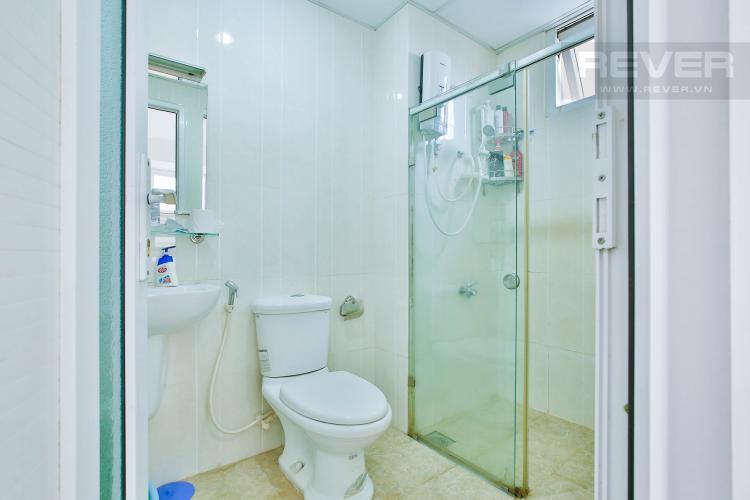 Toilet 2 Căn hộ Thủ Thiêm Star 2 phòng ngủ tầng cao đầy đủ nội thất