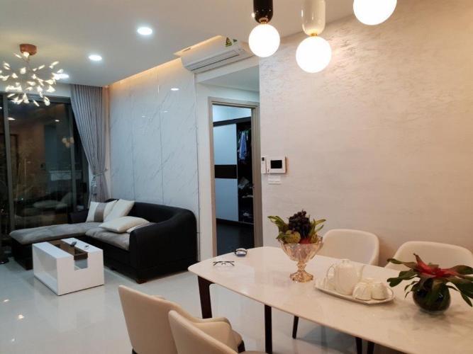 Bán căn hộ Rivergate Residence đầy đủ nội thất hiện đại.