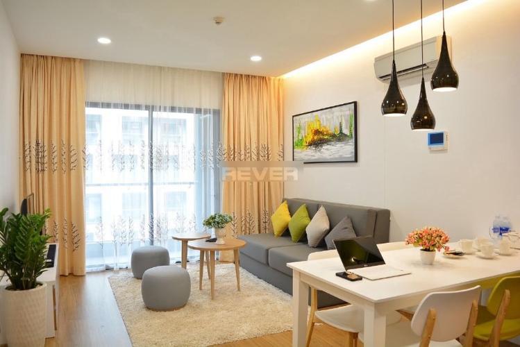 Phòng khách căn hộ Republic Plaza, Tân Bình Căn hộ Republic Plaza hướng Đông Nam, view nội khu yên tĩnh.