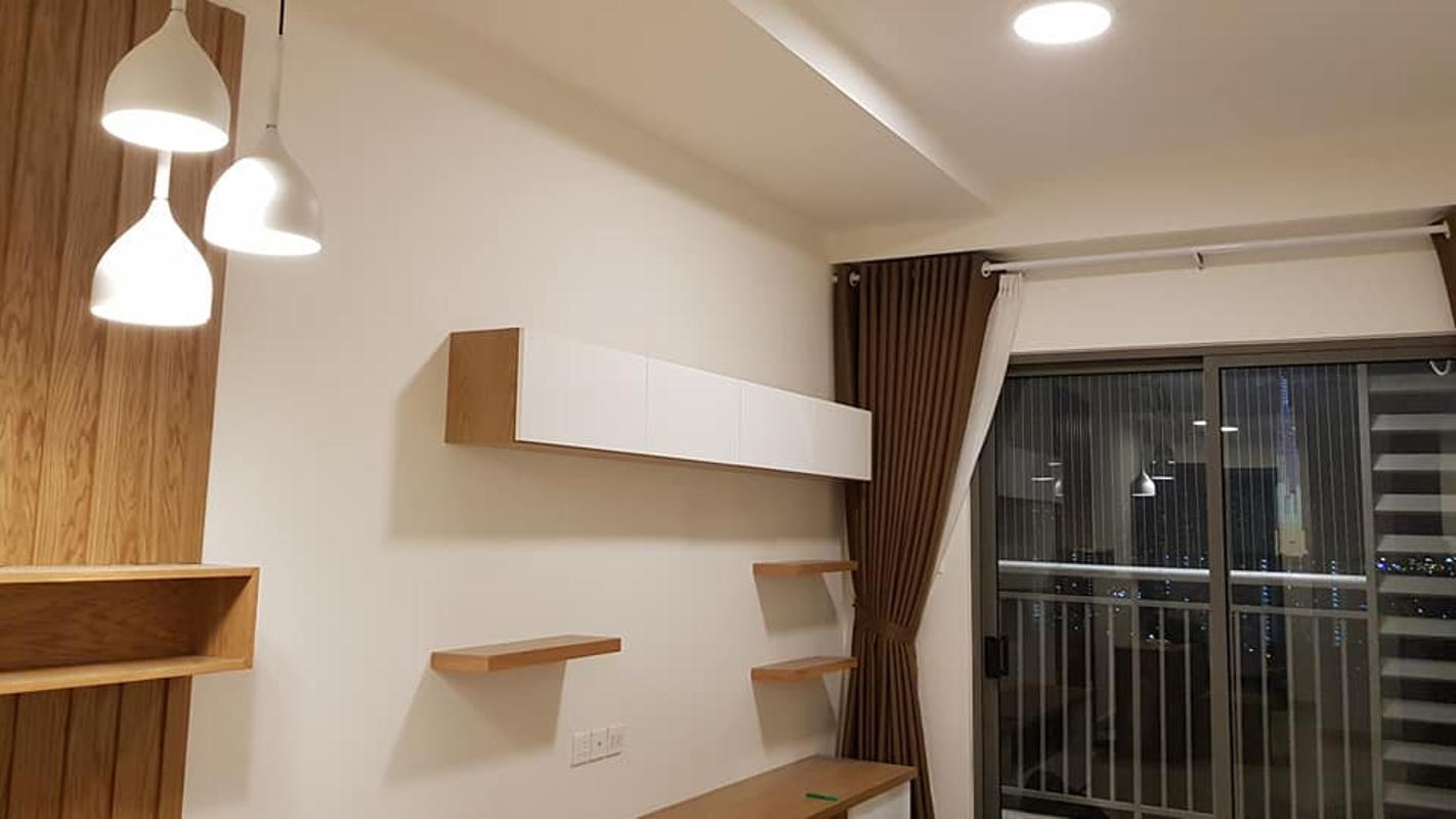 1 Cho thuê căn hộ The Sun Avenue 3PN, diện tích 79m2, đầy đủ nội thất, view Landmark 81