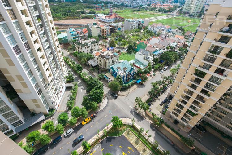 View Căn hộ Estella Heights 2 phòng ngủ tầng cao T2 nội thất cơ bản