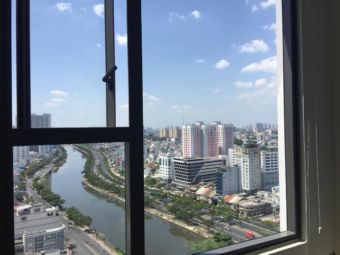 View căn hộ RiverGate Residence Cho thuê căn hộ RiverGate Residence 1PN, tháp A, đầy đủ nội thất, view thoáng